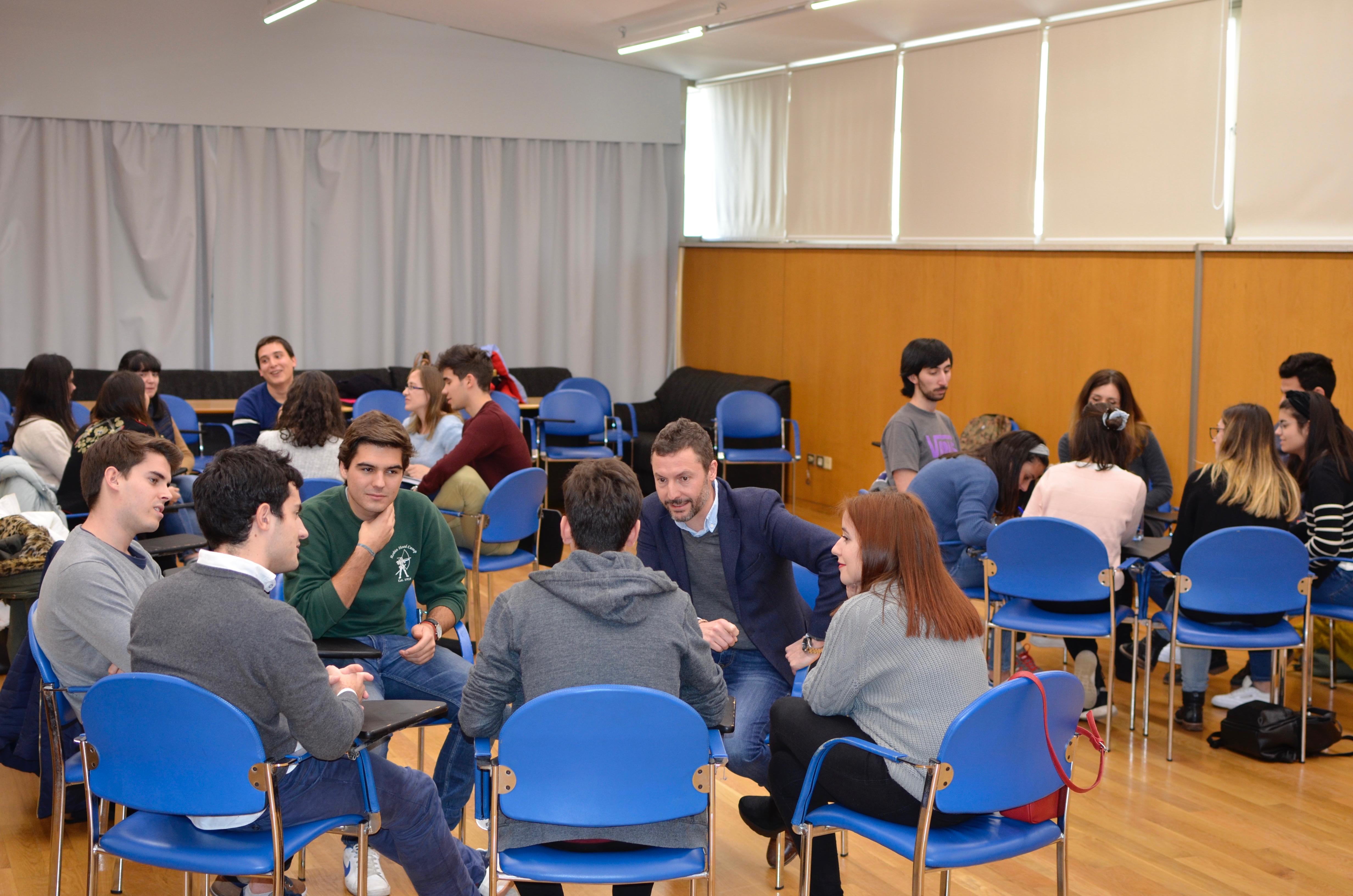 Comienzan Los Cursos Del Programa De Competencias Diseñados Por La Fundación Mentor