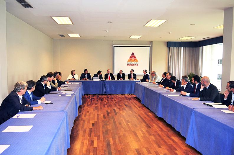 Nace La Fundación Mentor Para Apoyar La Formación Integral De Los Universitarios Gallegos